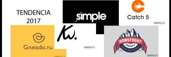Tendencia del diseño gráfico en 2017